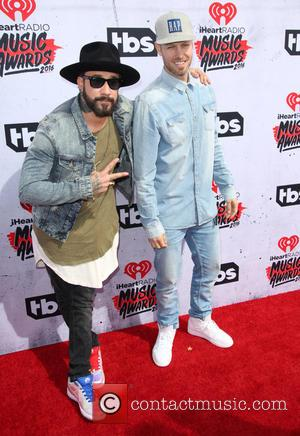 Aj Mclean and Guest