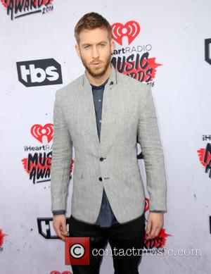 Calvin Harris Linked To Mexican Beauty