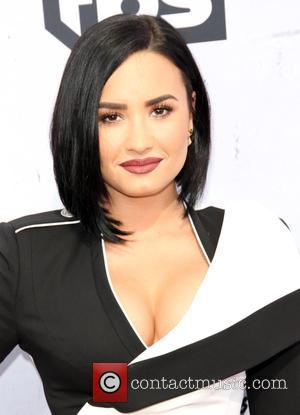 Demi Lovato Slips And Falls At We Day Gig