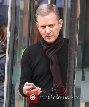Jeremy Kyle - Jeremy Kyle outside ITV Studios - London, United Kingdom - Monday 4th April 2016
