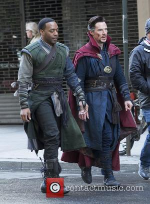 Chiwetel Ejiofor and Benedict Cumberbatch