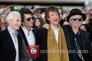 Rolling Stones, Keith Richards, Ronnie Wood, Charlie Watts and Mick Jagger