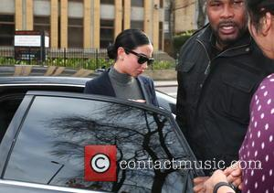 Tulisa Contostavlos - Tulisa Contostavlos arrives at Highbury Corner Magistrates' Court where she is appearing on charges of drink driving...