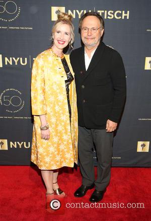 Allyson Green and Billy Crystal