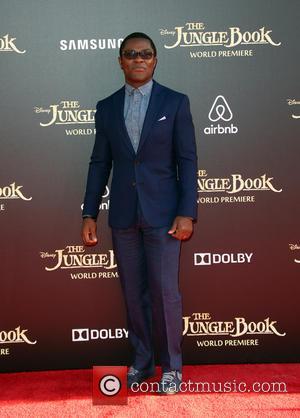 David Oyelowo - World premiere of Walt Disney's 'The Jungle Book' held at El Capitan Theatre - Arrivals at El...