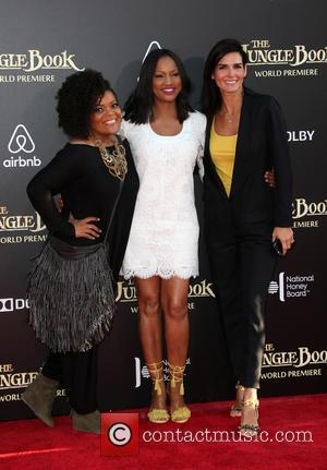 Yvette Nicole Brown, Garcelle Beauvais and Angie Harmon