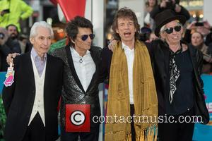 Rolling Stones, Mick Jagger, Keith Richards, Ronnie Wood and Charlie Watts