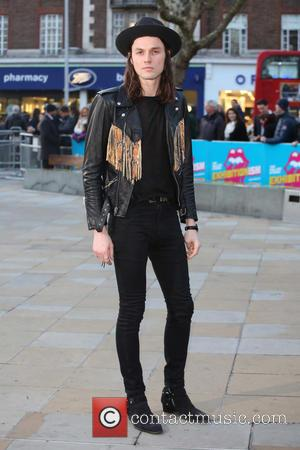 James Bay - Opening Night Gala of The Rolling Stones 'Exhibitionism' at the Saatchi Gallery - Arrivals - London, United...