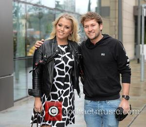 Amelia Lily and Steve Rushton