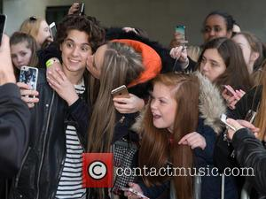 The Vamps and Bradley Simpson