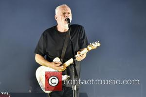 David Gilmour Honoured In Pompeii