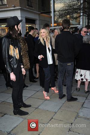 Fearne Cotton , James Bay - Rolling Stones Exhibitionism arrivals at The Saatchi Gallery in London - London, United Kingdom...
