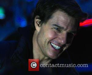 Tom Cruise - Tom Cruise arrives on the set of The Mummy. The story follows Navy Seal Tyler Colt and...