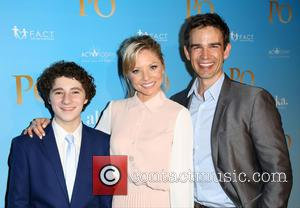Julian Feder, Kaitlin Doubleday and Christopher Gorham