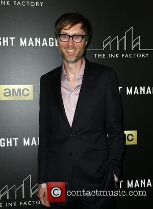 Stephen Merchant Had To Dye Eyebrows And Lashes White For Logan