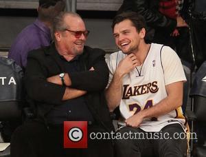 Jack Nicholson and Raymond Nicholson