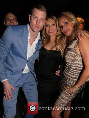 Robert Wayne, Ramona Singer and Sonja Morgan