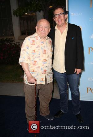 Ed Asner and Mathew Asner