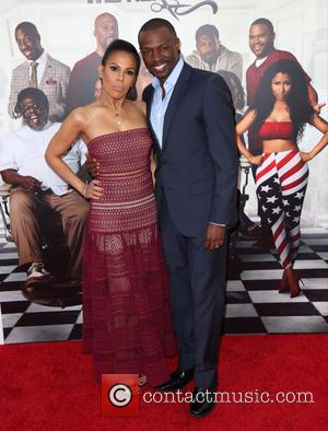 Aonika Laurent and Sean Patrick Thomas