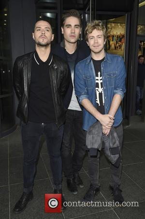 Busted - Busted at BBC Breakfast In Manchester at Media City - Manchester, United Kingdom - Wednesday 6th April 2016