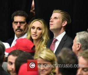 Lara Trump and Eric Trump