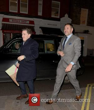 David Walliams and Rob Brydon