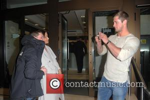 Jacqueline Jossa , Dan Osborne - Celebrities attend James Ingham's Jog-On to Cancer event held at Kensington Roof Gardens -...