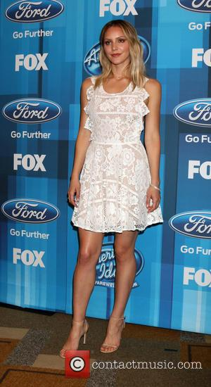 Katharine McPhee - American Idol Finale held at the Dolby Theatre - Arrivals at Dolby Theater, Dolby Theatre - Los...