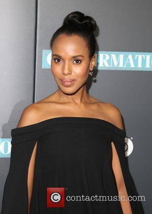Kerry Washington Pregnant With Second Child - Report