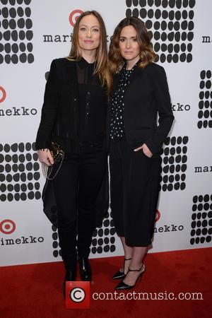 Olivia Wilde , Rose Byrne - Marimekko For Target Launch Celebration - Red Carpet Arrivals - New York, New York,...