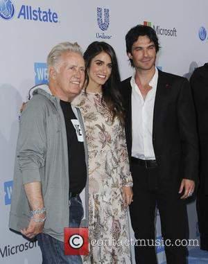 Martin Sheen, Nikki Reed and Ian Somerharder