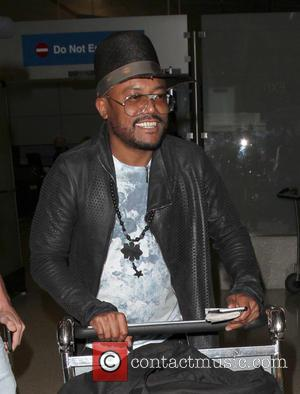 The Black Eyed Peas, Apl.de.ap and Allan Pineda Lindo