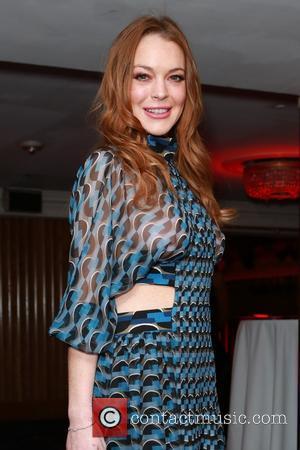 Lindsay Lohan Engaged - Report