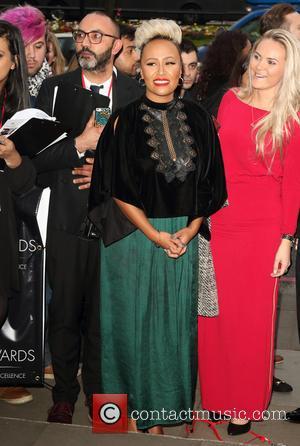 Emeli Sande - The 6th Asian Awards 2016: 'Honouring Asian Excellence' at Grosvenor House hotel - Arrivals at Grosvenor House...