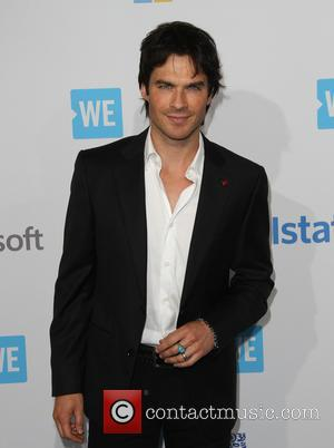 Ian Somerhalder Teases The End Of The Vampire Diaries