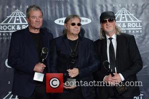 Ian Gillan, Ian Paice and Roger Glover