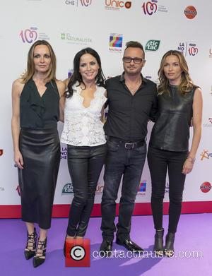 Sharon Corr, Andrea Corr, Jim Corr and Caroline Corr