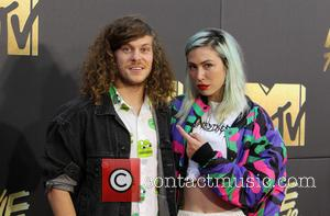 Blake Anderson and Rachael Finley