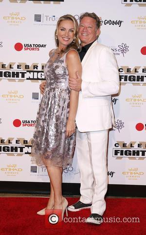 Muhammad Ali, Ewa Jesionowska and Chris Rich
