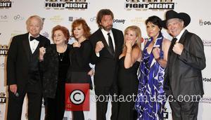 Jimmy Walker, Jacqueline Smith, Reba Mcentire, Ronnie Dunn, Janine Dunn, Barbara Brooks and Kix Brooks