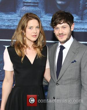 Iwan Rheon and Guest