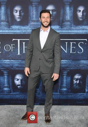 Pablo Schreiber - Los Angeles premiere for season 6 of HBO's 'Game of Thrones' - Arrivals at Hollywood - Los...