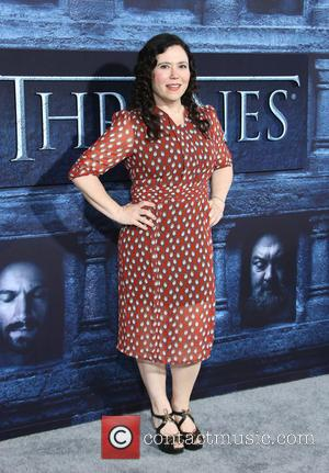 Alex Borstein - Los Angeles premiere for season 6 of HBO's 'Game of Thrones' - Arrivals at Hollywood - Los...