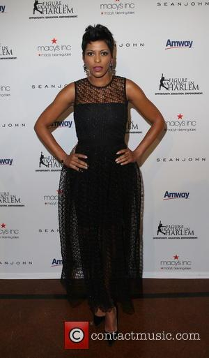 Tamron Hall - Figure Skating in Harlem Honors Cicely Tyson and Meryl Davis & Charlie White at 11th Skating with...