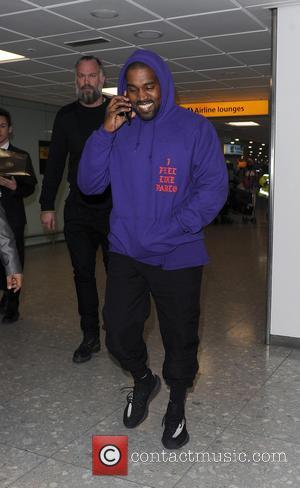 Kanye West Bought First Phone To Troll Kim Kardashian