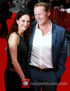 Charlotte Emmerson and Iain Glen