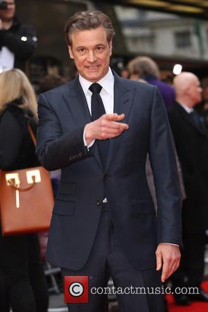 Colin Firth - 'Eye in the Sky' UK Premiere held at the Curzon - Arrivals - London, United Kingdom -...