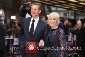 Colin Firth and Dame Helen Mirren