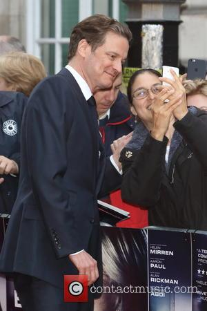 Colin Firth - 'Eye in the Sky' UK Premiere at the Curzon, Mayfair, London at Curzon, Mayfair - London, United...