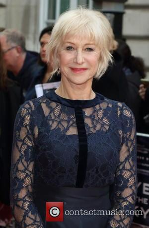 Dame Helen Mirren - 'Eye in the Sky' UK Premiere at the Curzon, Mayfair, London at Curzon, Mayfair - London,...